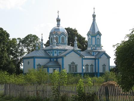 Церковь с.Щорсовка