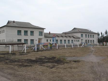 Детский сад,с.Ушомир