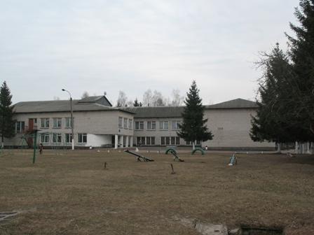 Школа, с.Ушомир