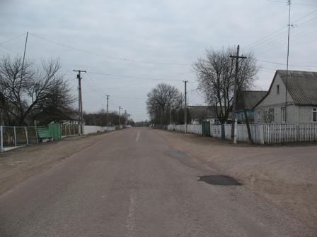 ул.Киевская, с.Ушомир