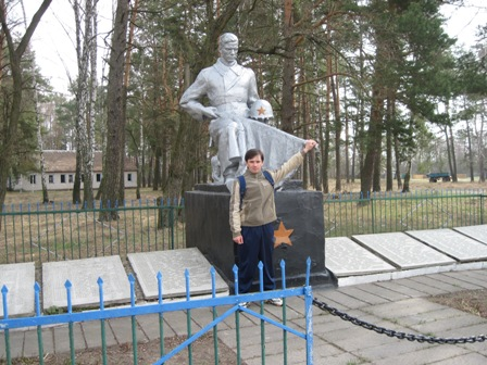 Памятник воинам-освободителям с.Грабы