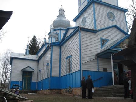 Церковь с.Мелени