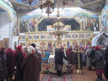 Храм с.Мелени