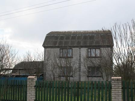 Самый большой дом с.Домолочь