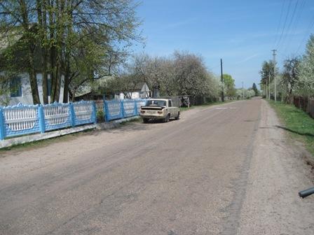 Улицы с.Топильня