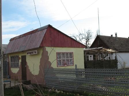 Местный сельмаг с.РОстяжин