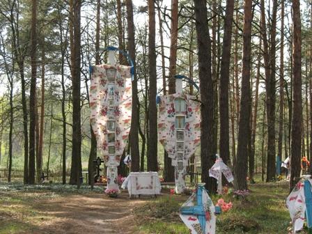 Кладбище с.Соболевка
