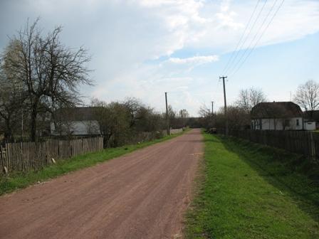 Улица с.Злобычи