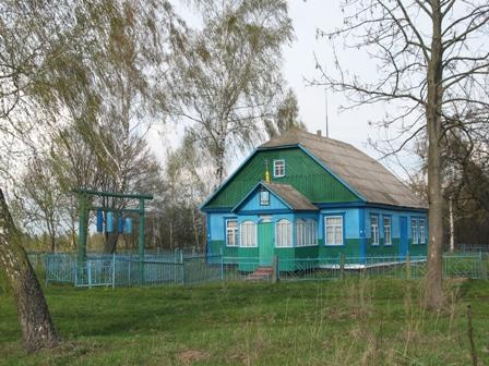 Церковь с.Соболевка