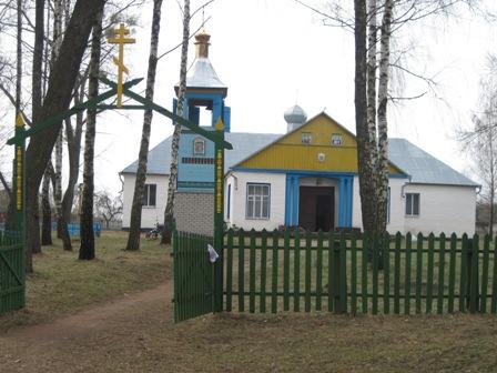 Церковь с.Злобычи