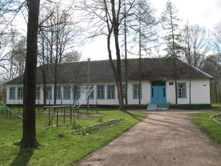 Школа с.Злобычи