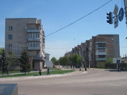 Улицы Олевска