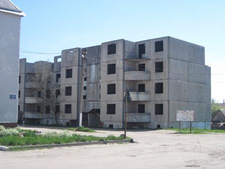 Заброшенный дом, Олевск