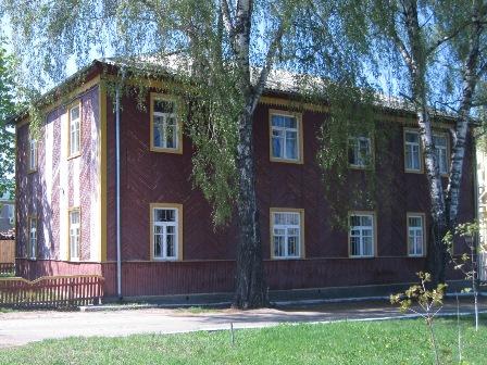 Музыкальная школа, Олевск