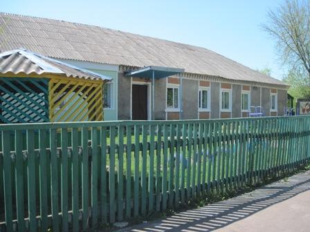 Детский сад, с.Тепеница