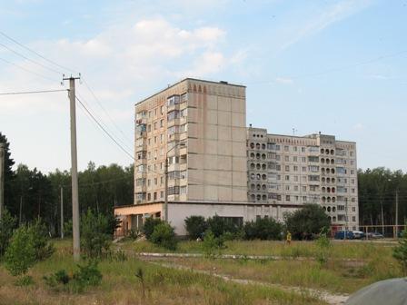 Многоэтажные застройки