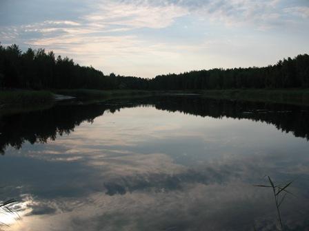 Центральный водоем