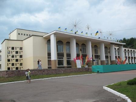 Дом культуры г.Иршанск