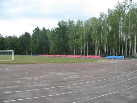 Стадион г.Иршанск