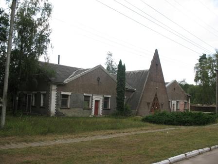 Бывшая иршанская баня -знаменитая на всю округу