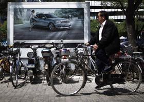 Велосипед против автомобиля – гонка продаж
