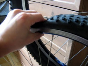Простые шаги, чтобы избежать спущенных колес  велосипеда