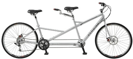velosiped-tandem