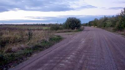 Дорога на Бовсуны