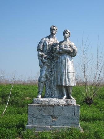 Отголоски советского прошлого села