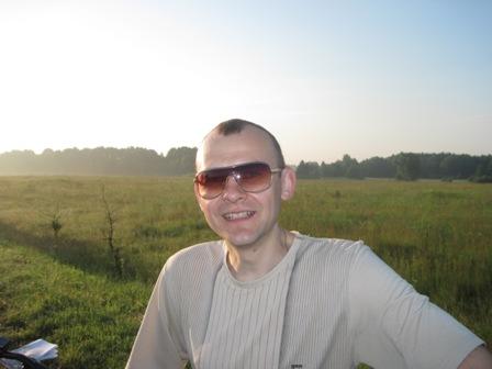 6 утра, а кум Сергей в прекрасном настроении