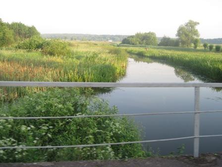 Речка Моства в районе села Ходаки