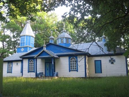Церковь с.Сарновичи???