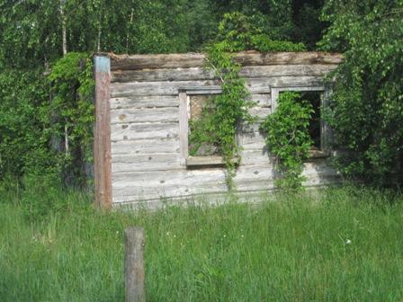 Частично нежилое село Х.Розсоховск
