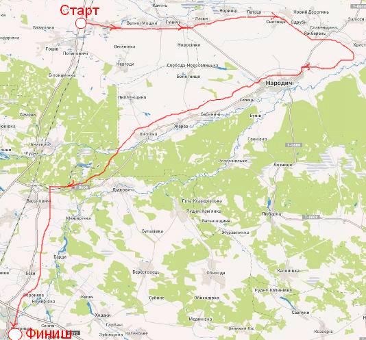 2-х дневная поездка по 2-й Чернобыльской зоне Коростень — Народычи — Коростень : «Потерянная жизнь»