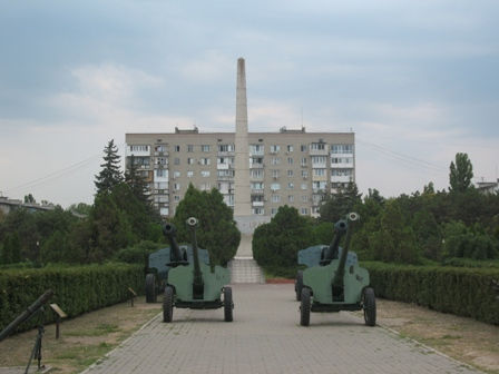 Парк Ильичёвска