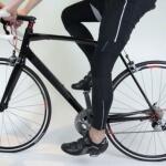 Самотык нв велосипеде