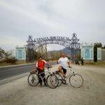 Велопоездка в восточный Крым: Феодосия, Орджиникидзе, Коктебель 2018